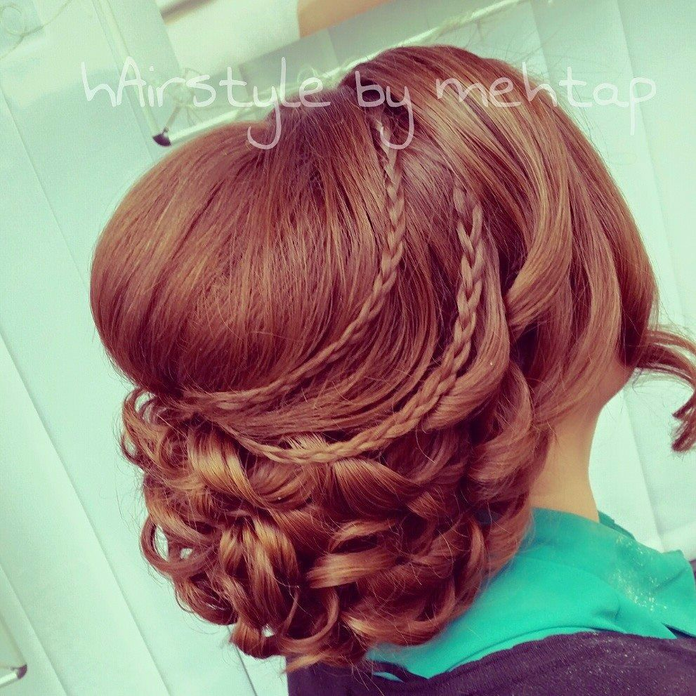 Hairstyle by mehtap hair pinterest