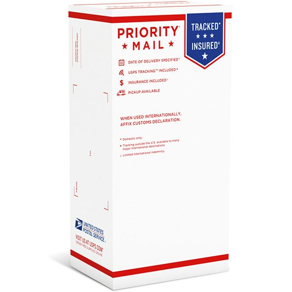 Priority Mail Shoe Box Oshoebox Pack Of 10 Priority Mail