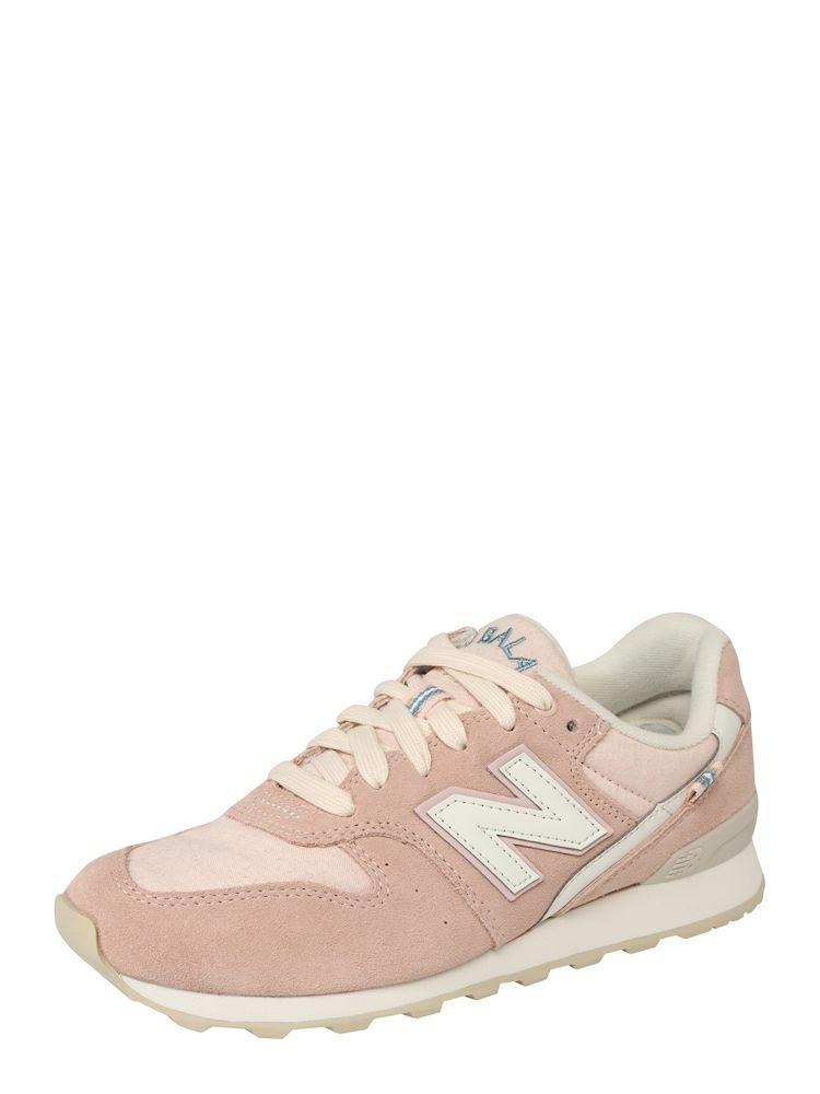 New Balance Sneaker '996' Damen, Blau / Rosa / Weiß, Größe ...