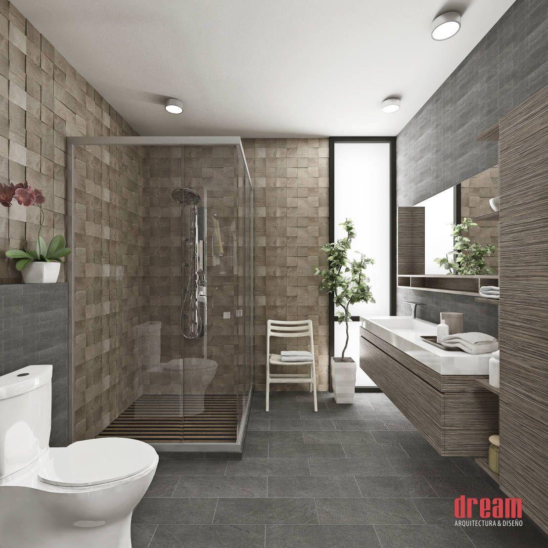 10 baños con regadera ¡extraordinarios! | cuarto de baño, baño y