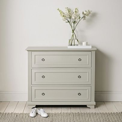 Charmant Provence 3 Drawer Chest Of Drawers