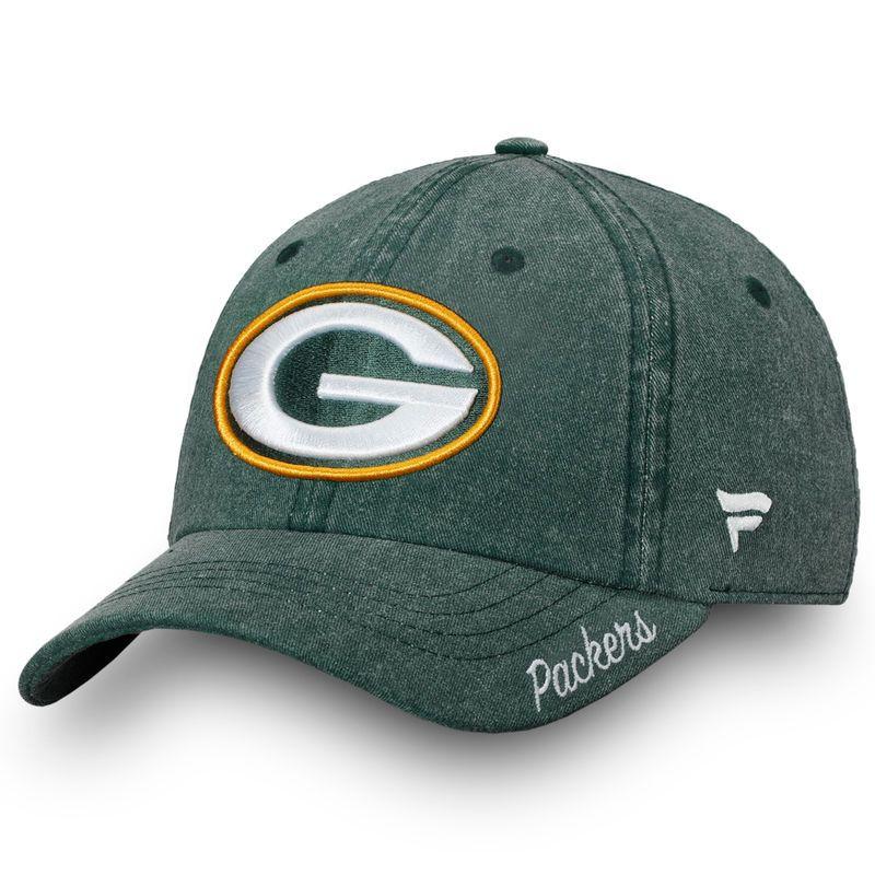 26de8aea Green Bay Packers NFL Pro Line by Fanatics Branded Women's Timeless ...
