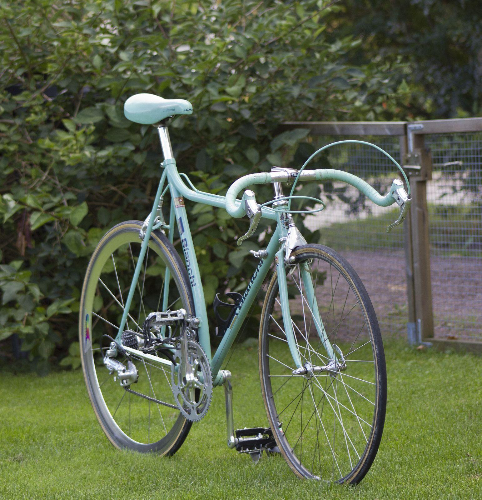 Via Reddit Retro Bicycle Bianchi