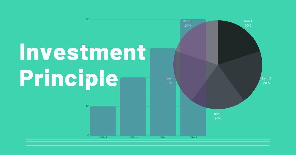 Investment Principle Finance Managing Finances Investing