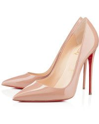 8011573f47c Christian Louboutin Beige So Kate - Lyst | Fashion - Shoes ...