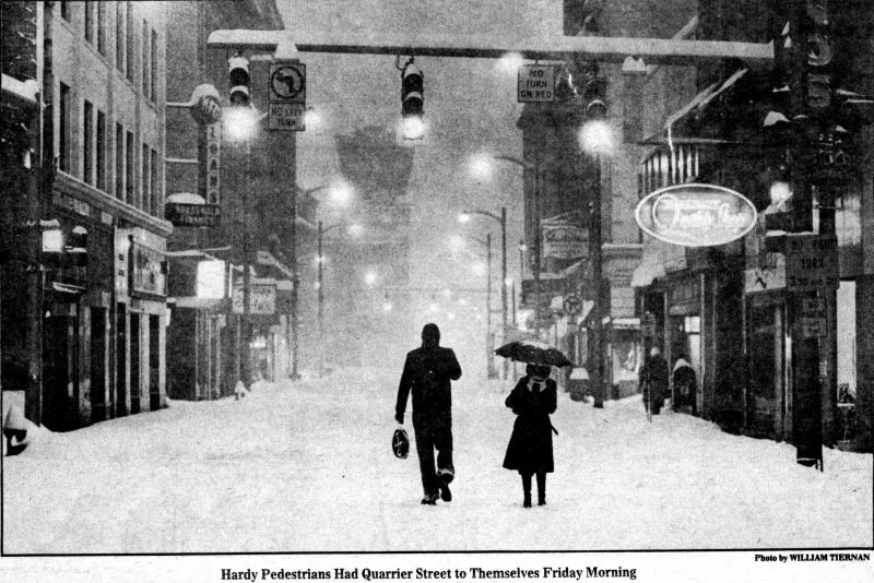 Charleston WV Winter Of 1978 mywvhomecom This was the winter my