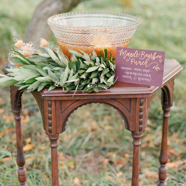 Wedding Punch Ideas: 25 Creative Ideas For Your Wedding Bar