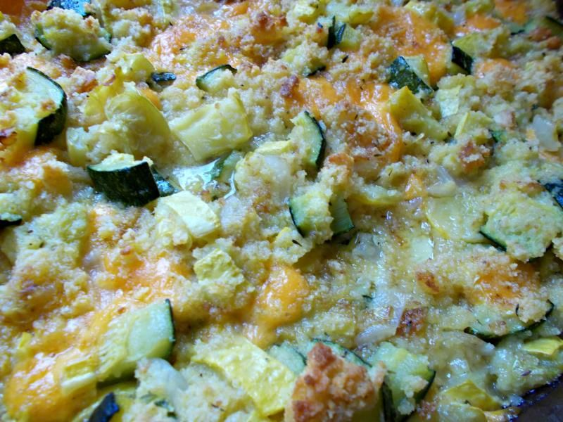 Vegetable Casserole Recipes No Cheese