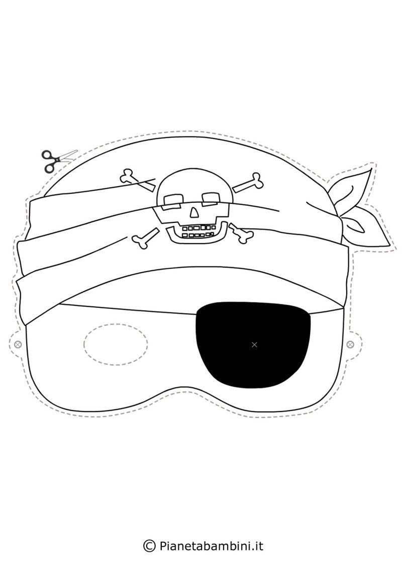 62 Maschere Di Carnevale Da Colorare E Ritagliare Pixel Art