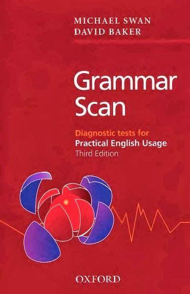 Grammar Scan Diagnostic Tests For Practical English Usage English Books Pdf Grammar English Grammar