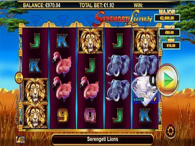 Lions Slots Online Casino