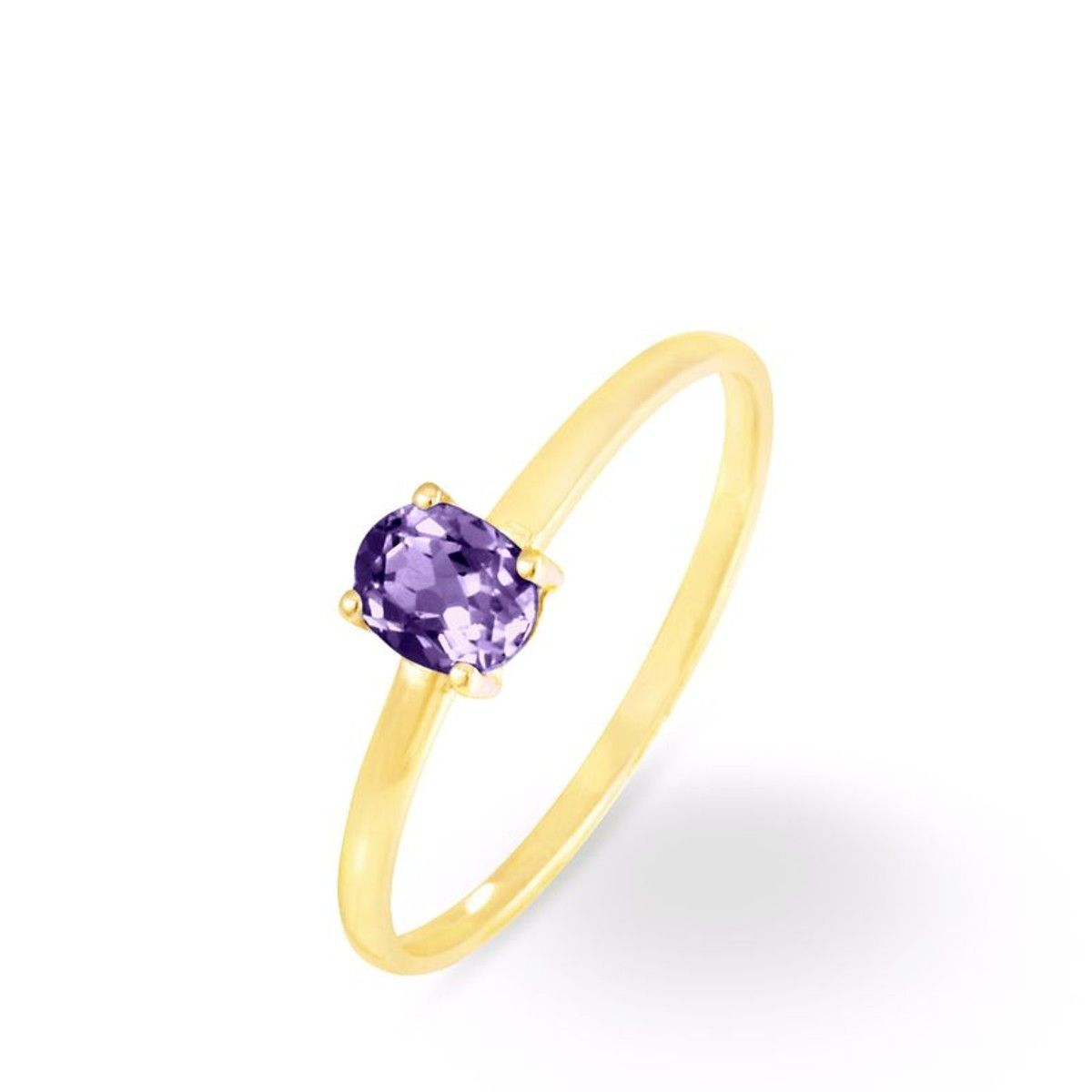 bague or jaune taille 60