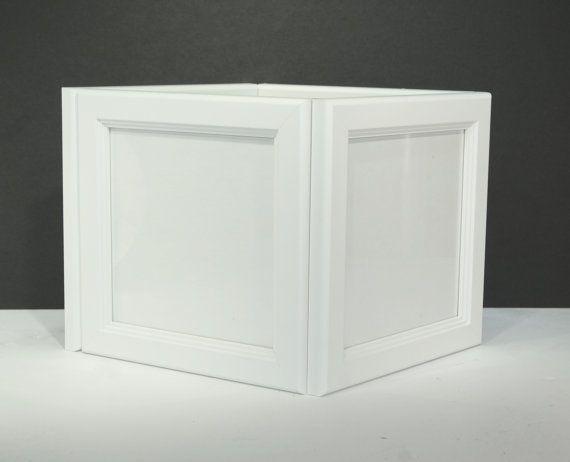 Square White Picture Frames 4x4 4x6 5x5 5x7 6x6 7x7 8x8 9x9 | FRAME ...