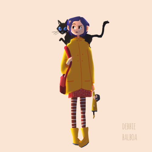 Pin By Cami C On Magical Girls Coraline Art Coraline Cat Coraline