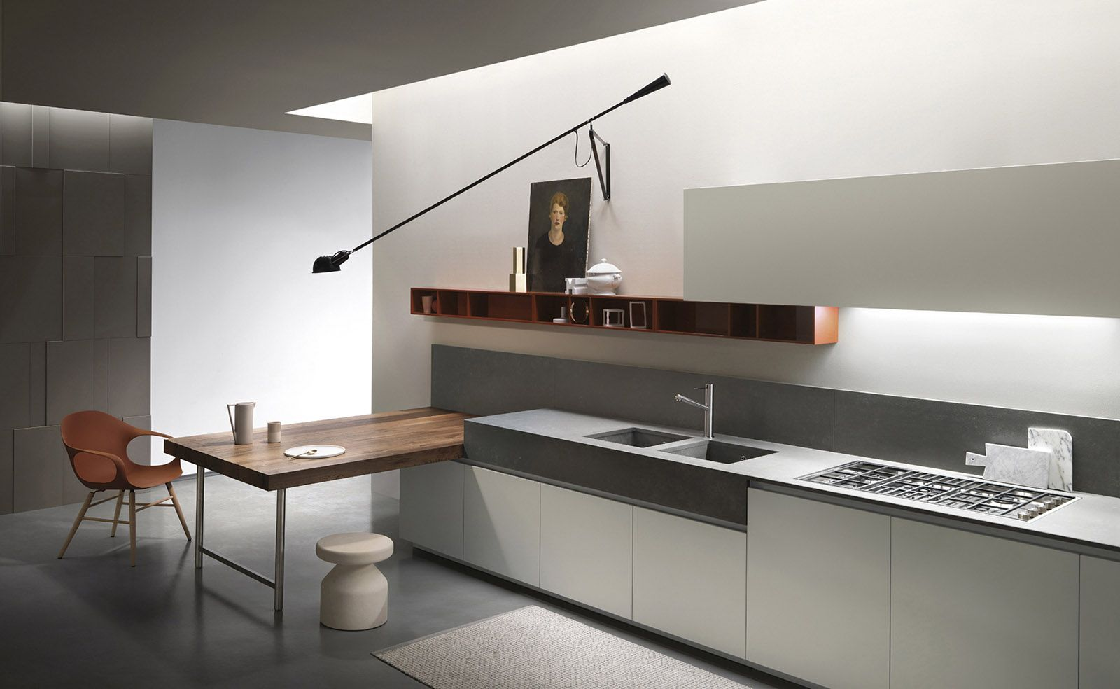 Prima casa, prima cucina: modelli di design a prezzo \