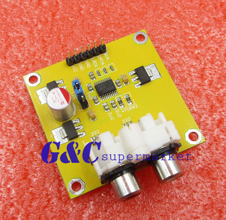 PCM5102 DAC Decoder I2S Player Assembled Board 32Bit 384K Beyond ES9023 PCM1794