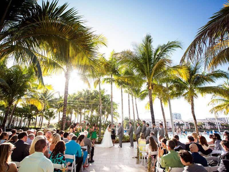 Affordable Florida Wedding Venues Budget Wedding Locations