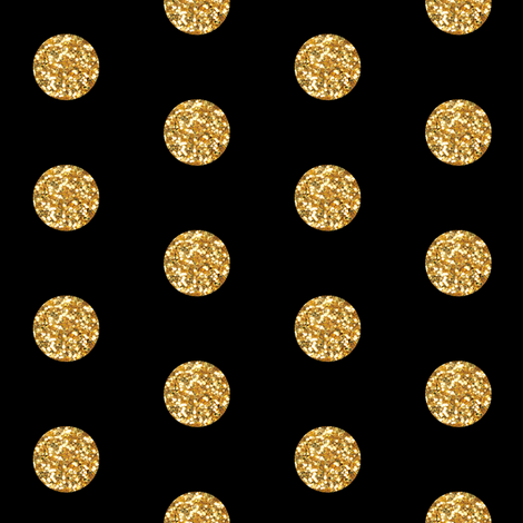 Colorful Fabrics Digitally Printed By Spoonflower Glitter Dots Beaucoup On Ebony Red Glitter Flower Backgrounds Fabric