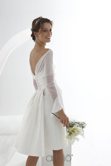 Pin By Francesca Fanucchi On Fairytales Wedding Dresses Tea Length Wedding Dress Short Wedding Dress