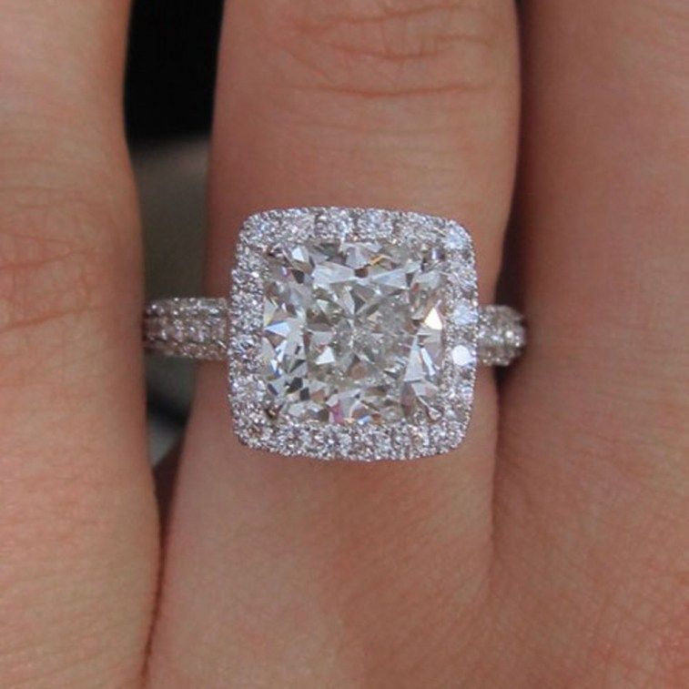 Engagement Ring Settings Only Halo Luxury These Earrings Are A Cut Above The Rest