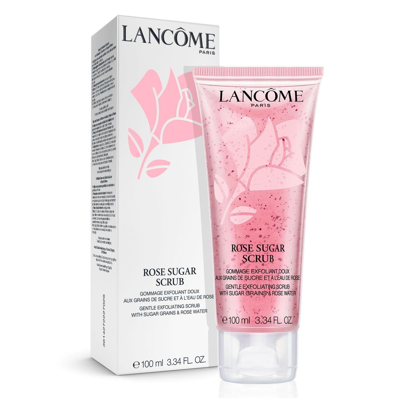 Lancôme Rose Sugar Scrub Gentle Exfoliating Scrub, 100ml