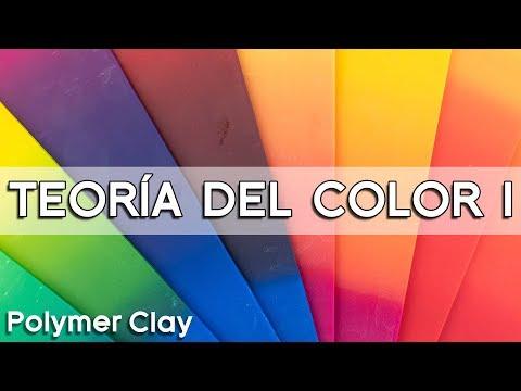 Aprende fácilmente a mezclar colores. Teoría del color I