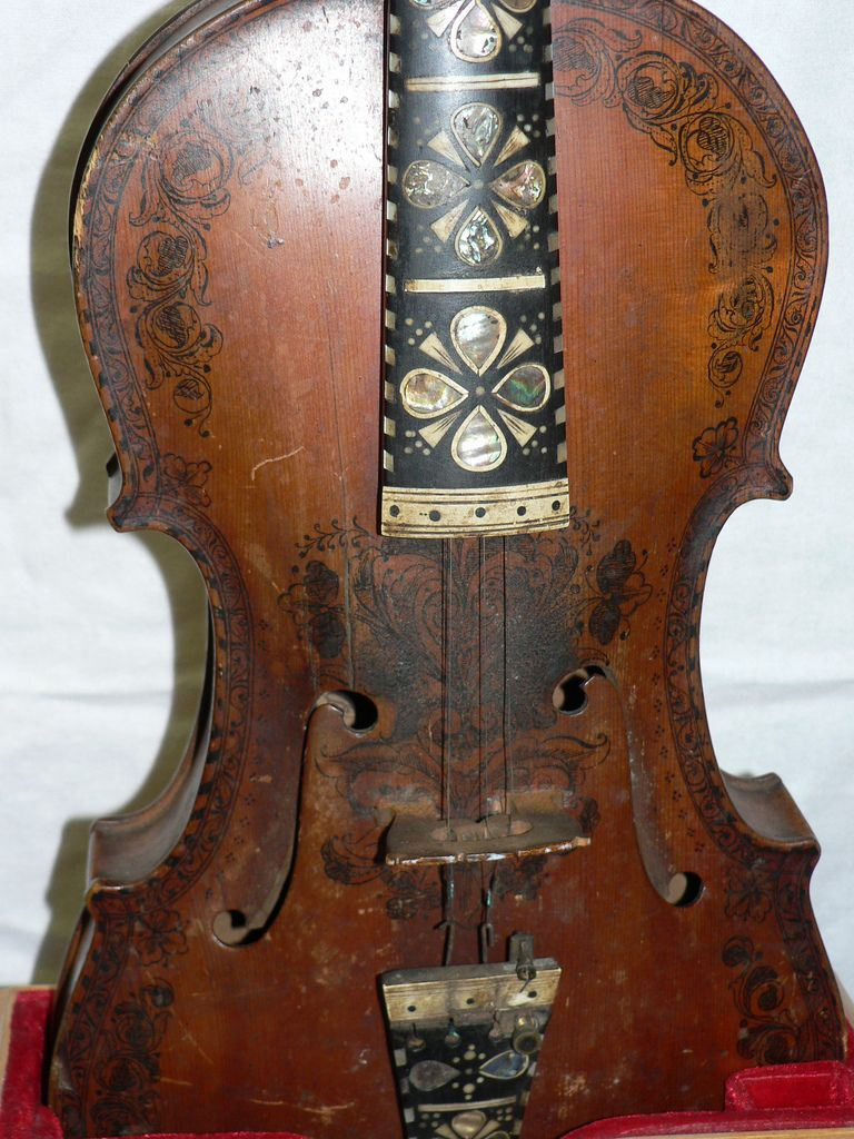 Odegaarden Hardingfele 06 Violin Bass Music Violin Lessons