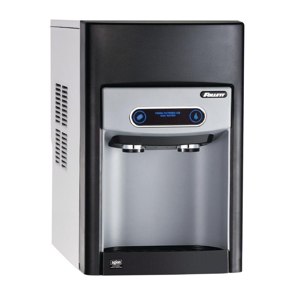 Follett Countertop Ice And Water Dispenser Storage 6 8kg Water