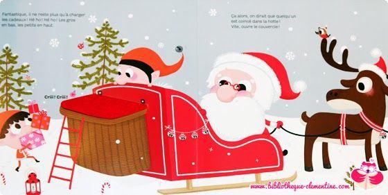 Père Noël La Course Aux Cadeaux Par Pakita Golden Age Of