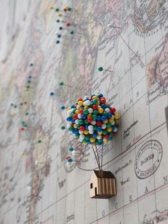 Next up wanderlust pinterest wanderlust travel inspiration up house map tack gumiabroncs Choice Image