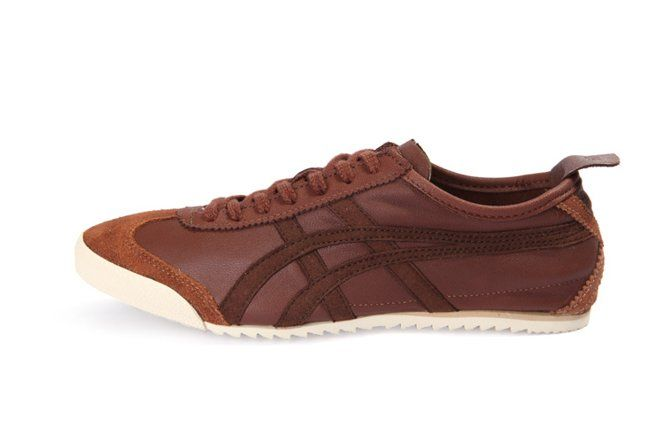 onitsuka tiger mexico 66 deluxe brown ultra