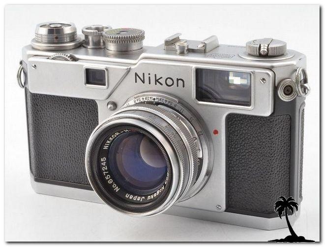 Nikon SP Camera (With images)   Old cameras. Film cameras. Vintage cameras