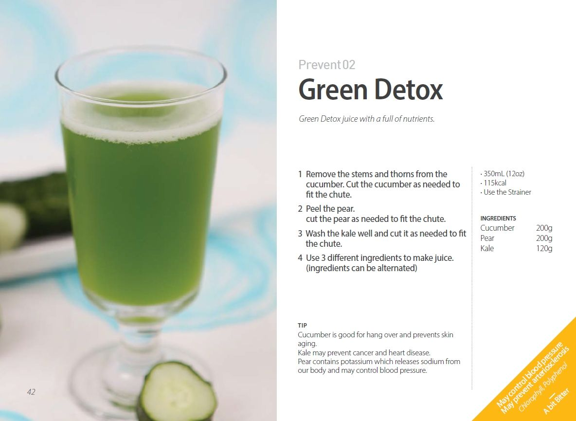Slow Juicer Detox : Slow Juicer Recipes For Detox Mloovi Blog