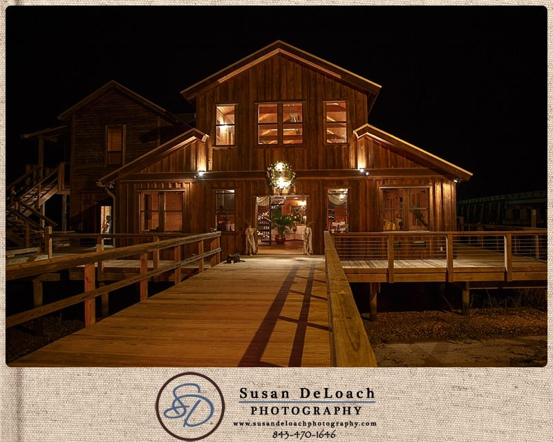 Lucy Creek Boat House Wedding Venues Beaufort South Carolina Pinterest And Weddings