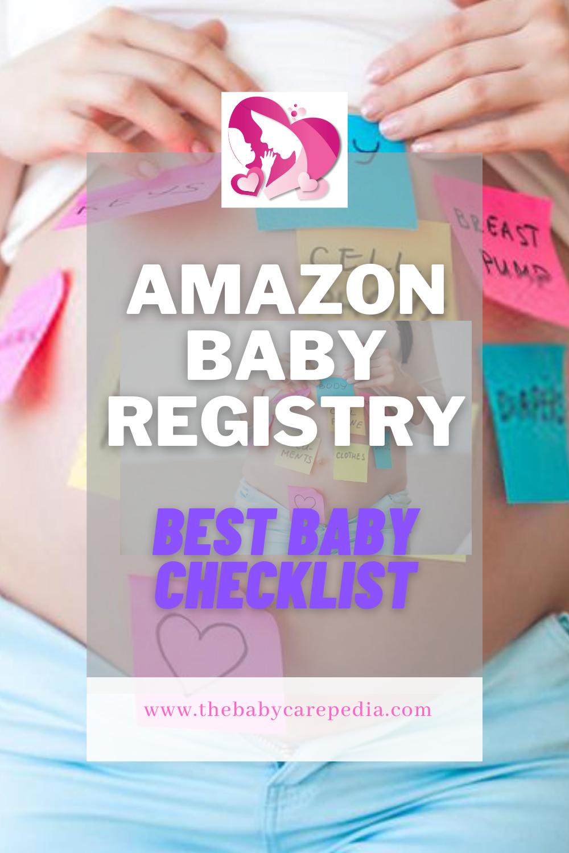 Amazon Baby Registry Best Baby Registry Check List 2020 Amazon Baby Registry Baby Registry Best Baby Registry
