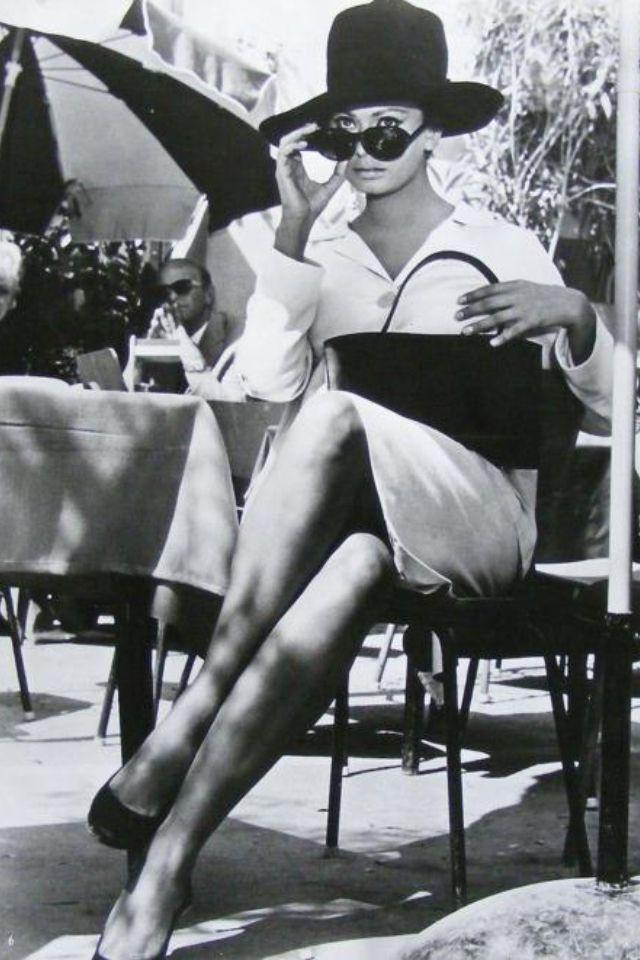 Sophistication Sofia Loren
