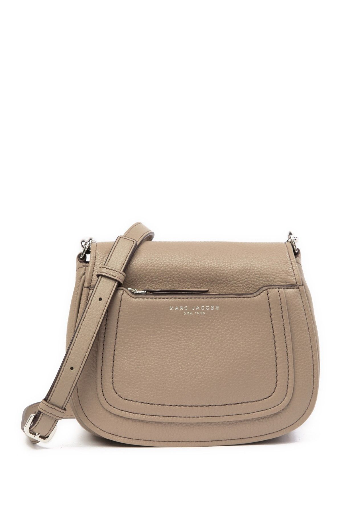 6a7bdb8ff2340b Empire City Mini Messenger Leather Crossbody Bag by Marc Jacobs on  @nordstrom_rack Saddle Bags,