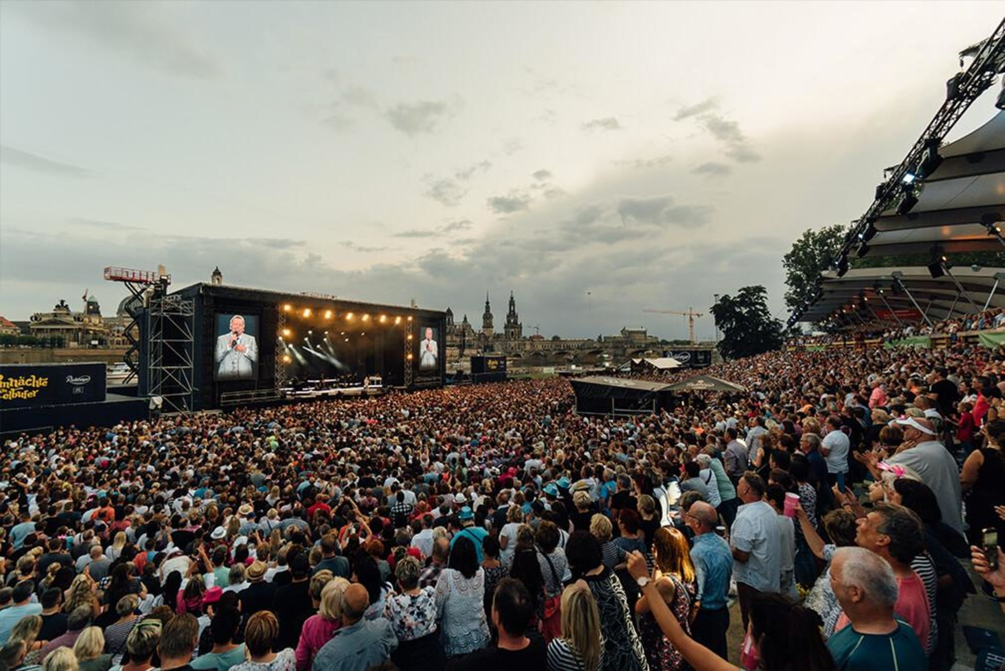 Semmel Concerts Stellt Neuen Kaisermania Rekord Auf Konzerte Eventim Open Air