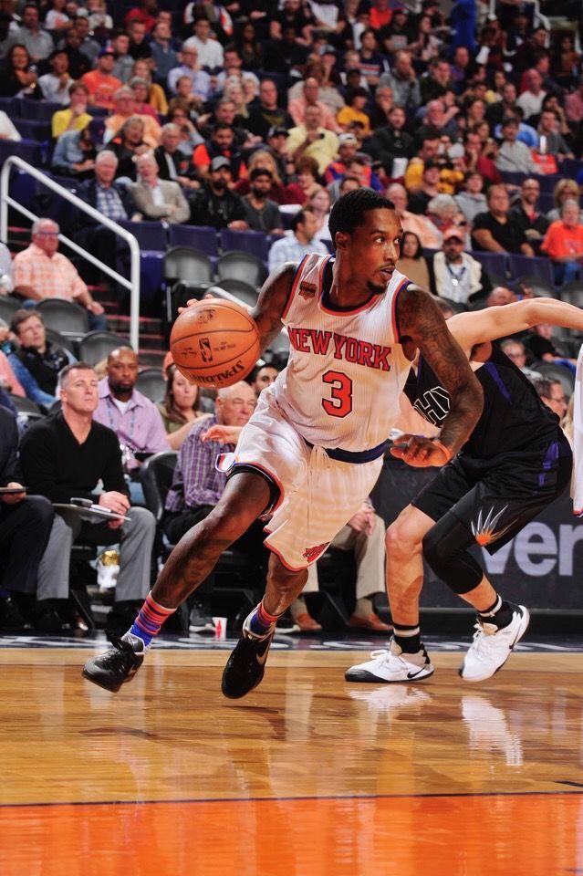 Nba Basketball New York Knicks: Brandon Jennings
