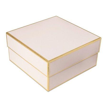 Sugar Paper Blush Square Gift Box Large Target To Buy