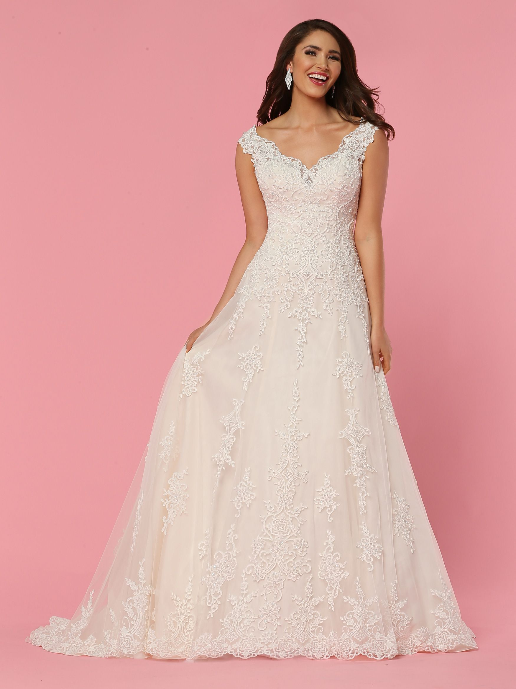 DaVinci Wedding Dresses Style #50444 | The Bridal Boutique Ltd ...
