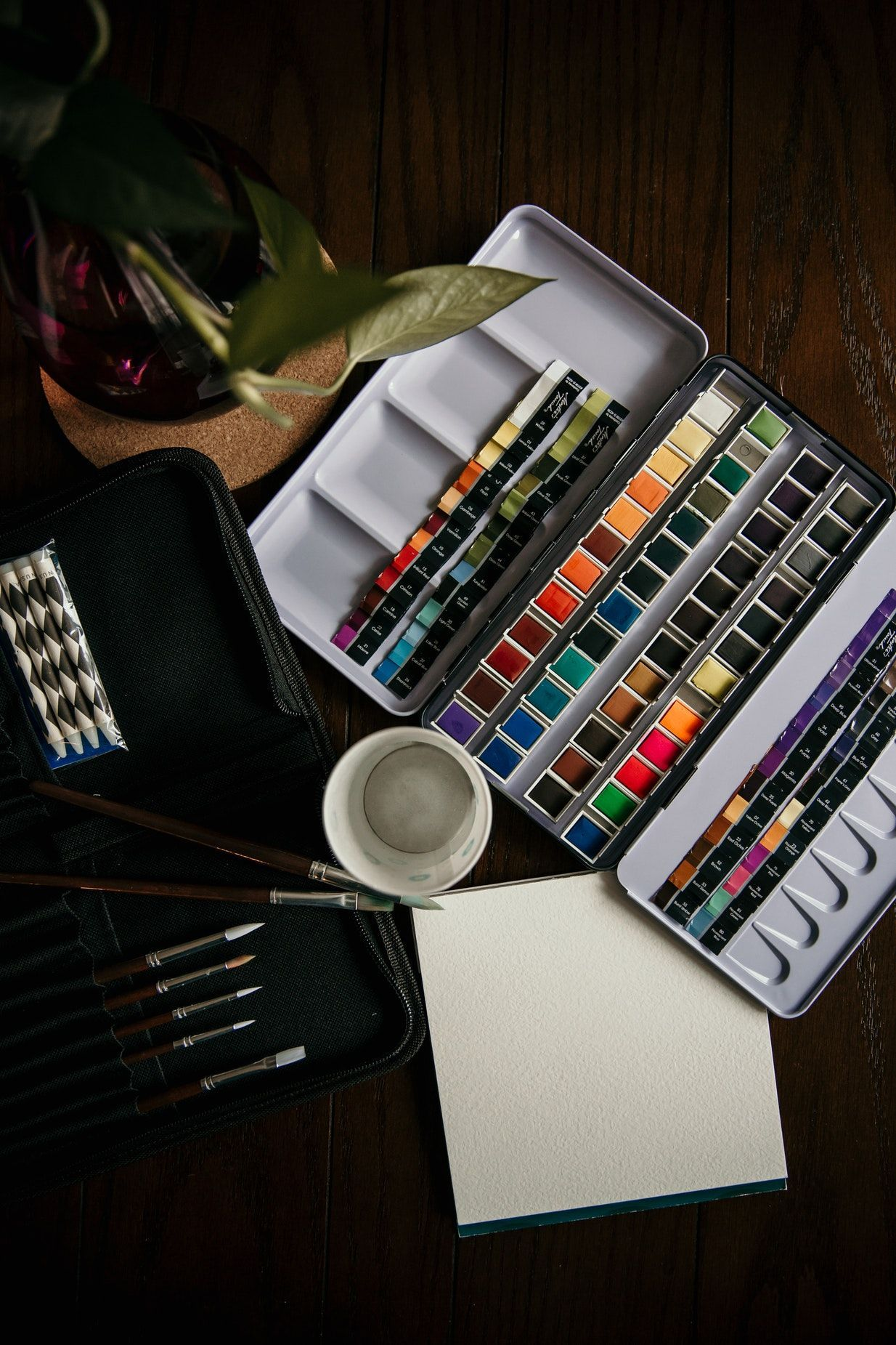 Learn All About The Best Paintbrushes For Watercolors In This Easy