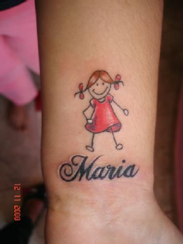 Angela garcia tatuaje - 3 5