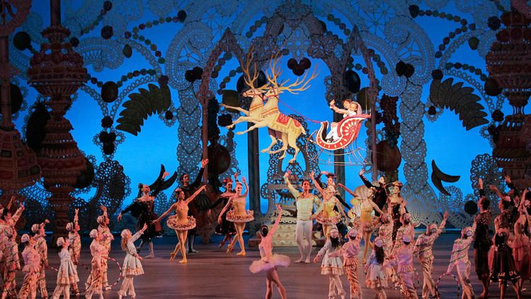 Nutcracker ballet NYC dance shows for the 2015 holiday season
