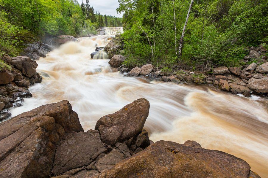 Beaver River Falls II