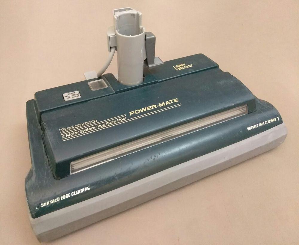 Kenmore 116 Vacuum Powermate 12.0 Amps Power Head Green