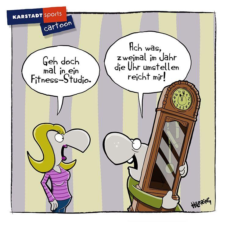 Uhr Lustig