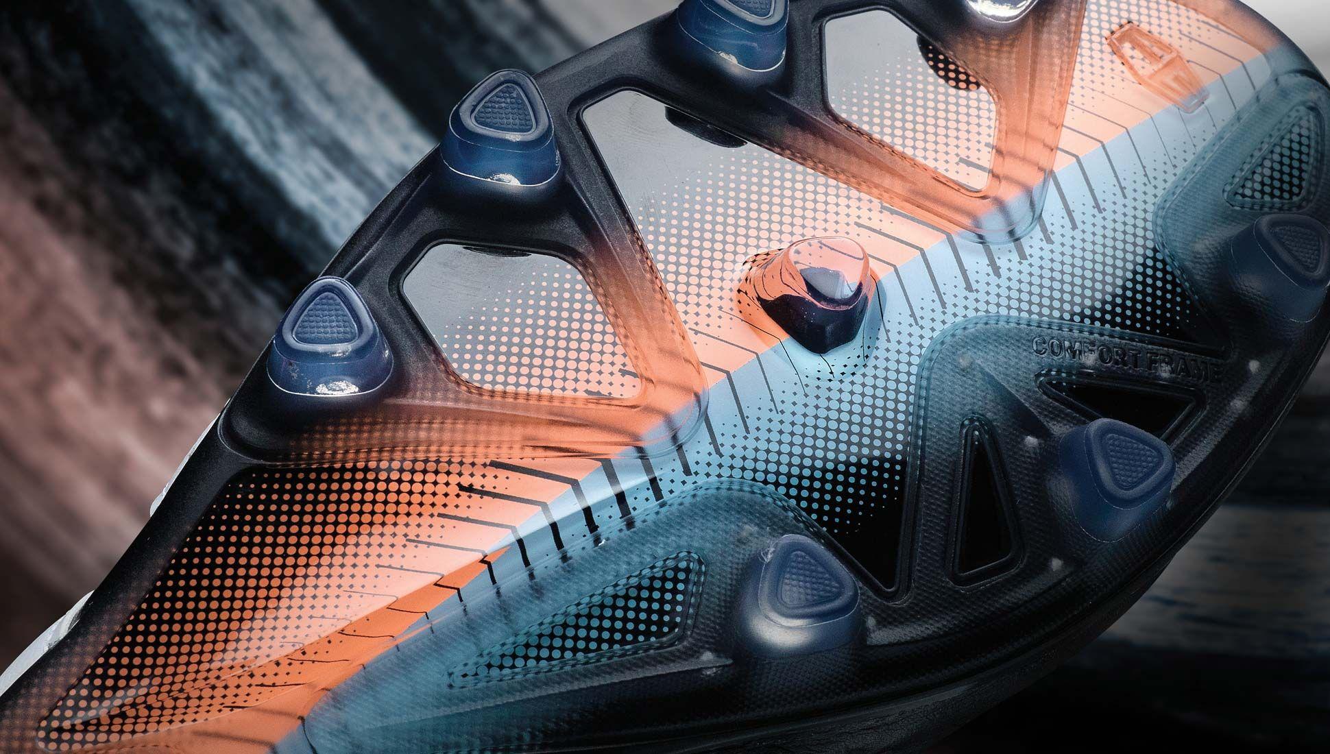 adidas 11pro BlackWhiteFlash Orange | Shoe advertising