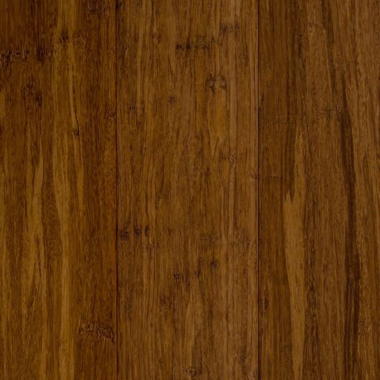 Strand Woven Bamboo Flooring Carbonized