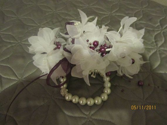 Silk flower wrist corsage white stephanotis by alexisgracedesigns silk flower wrist corsage white stephanotis by alexisgracedesigns 1800 mightylinksfo Images